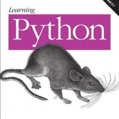 Learning Python - Carte in engleza