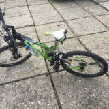 "Bicicleta Sprint PARALLAX 24"" - Bicicleta BMX, Numar viteze: 18"