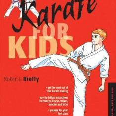 Karate for Kids - Carte in engleza