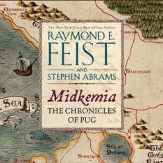 Midkemia: The Chronicles of Pug - Carte in engleza