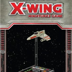 Star Wars X-Wing Miniatures Game: E-Wing Expansion Pack - Carte in engleza