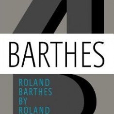 Roland Barthes - Carte in engleza