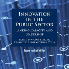 Innovation in the Public Sector - Carte in engleza