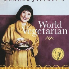 Madhur Jaffrey's World Vegetarian - Carte in engleza