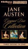 Jane Austen Compact Disc Collection: Pride and Prejudice, Persuasion, Emma
