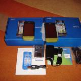 NOKIA C5-03 ORIGINAL 100% NOI LA CUTIE - 239 LEI !!! - Telefon mobil Nokia C5-03, Gri, Neblocat