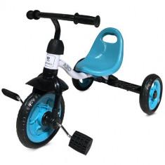 Tricicleta A30 2017 Blue White - Tricicleta copii