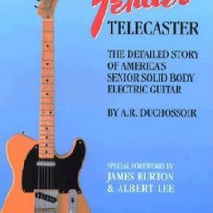 The Fender Telecaster - Carte in engleza