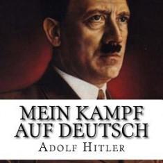 Mein Kampf Auf Deutsch: Mein Kampf Teile 1&2 - Carte in engleza