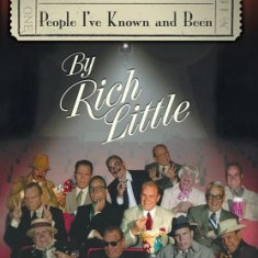 Little by Little: People I've Known and Been - Carte in engleza