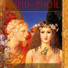 Cupid and Psyche - Carte in engleza