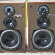 Boxe Magnat Sonobull MC 21, Boxe compacte