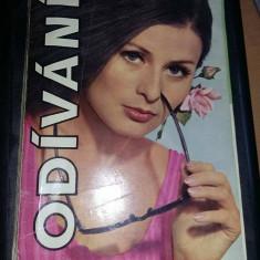 Vand revista de moda 1969, ODIVANI, revista veche moda si tipare, colectii vintage - Revista moda
