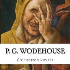 P. G. Wodehouse, Collection Novels - Carte in engleza