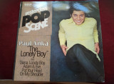DISC VINIL PAUL ANKA - THE LONELY BOY