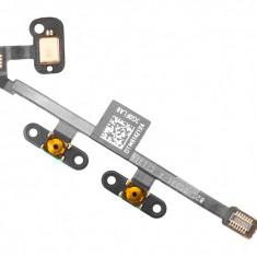 Banda buton volum microcontact si microfon Apple iPad Air 2 original - Buton microcontact