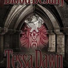Blood Destiny - Carte in engleza