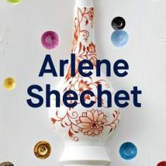 Arlene Shechet: Meissen Recast - Carte in engleza