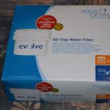 Set Filtre [Cartuse] Aqua Optima Evolve [Compatibil Brita Maxtra] 6 Buc / 1 an - Filtru si cana filtranta