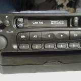 Radio casetofon original Philips CAR 400 pentru Opel Zafira OEM