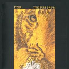Tangerine Dream Tyger remastered+bonus (cd) - Muzica Pop