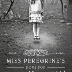 Miss Peregrine's Home for Peculiar Children - Carte in engleza