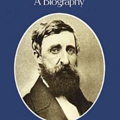 The Days of Henry Thoreau - Carte in engleza