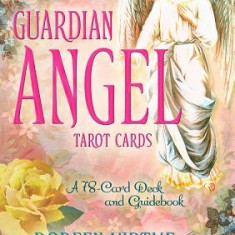 Guardian Angel Tarot Cards: A 78-Card Deck and Guidebook - Carte ezoterism