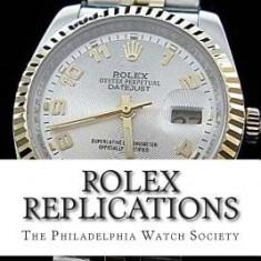Rolex Replications - Carte in engleza