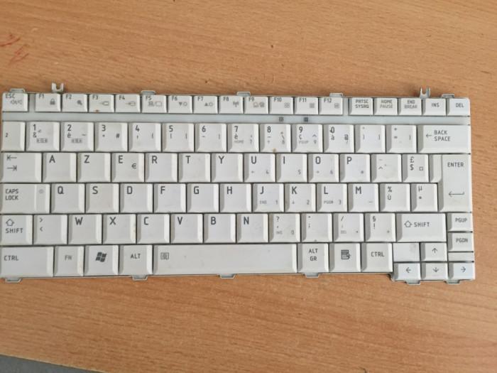 Tastatura Toshiba Portege M800 , M400 , U305, U400, U405   (A133) foto mare