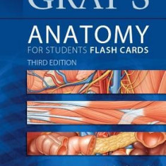 Gray's Anatomy for Students Flash Cards: With Student Consult Online Access - Carte in engleza