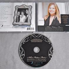 Barbra Streisand - What Matters Most CD - Muzica Pop sony music