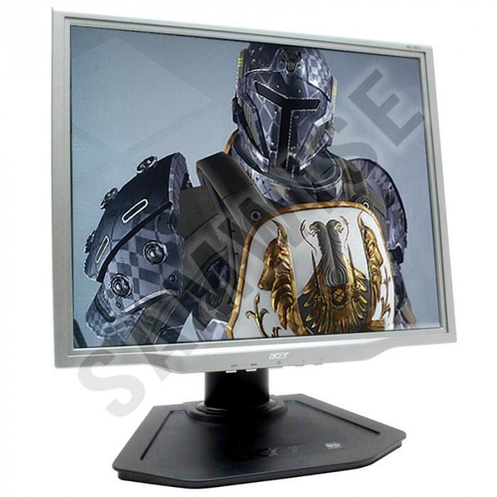 """Monitor LCD Acer 19"""" AL1923, 1280x1024, 8ms, DVI, VGA, Cabluri + GARANTIE I foto mare"""