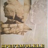 Silviu Negut - Spectacolele Terrei - Carte de calatorie, An: 1989