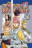 The Seven Deadly Sins, Volume 16