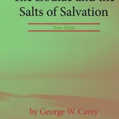 The Zodiac and the Salts of Salvation - Carte in engleza