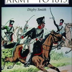 The Prussian Army - To 1815 - Carte in engleza