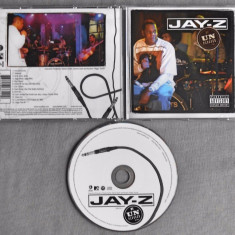Jay-Z - MTV Unplugged CD - Muzica Hip Hop universal records
