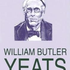 A Reader's Guide to William Butler Yeats - Carte in engleza