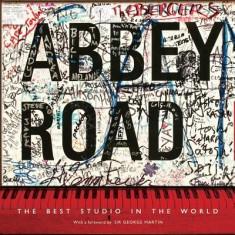 Abbey Road: The Best Studio in the World - Carte in engleza