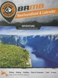 Newfoundland & Labrador: Adventure Topographic Maps & Guide