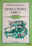 Nichita Stanescu - Leoiaca tinara, iubirea