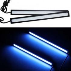 2 Buc Lampa auto pentru ceata cu lumina alba 17 cm 12V REZISTENTA LA APA