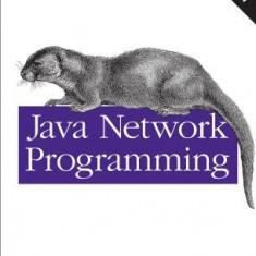 Java Network Programming - Carte in engleza