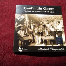 CD TARAFUL DIN CLEJANI - Muzica Lautareasca Altele