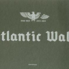 Atlantic Wall - Carte in engleza