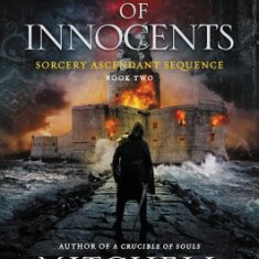 Blood of Innocents: Book Two of the Sorcery Ascendant Sequence - Carte in engleza