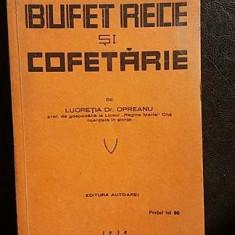 Bufet rece si cofetarie, de Lucretia Dr. Opreanu