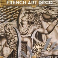 French Art Deco - Carte in engleza