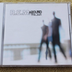 R.E.M. - Around The Sun REM CD - Muzica Rock warner